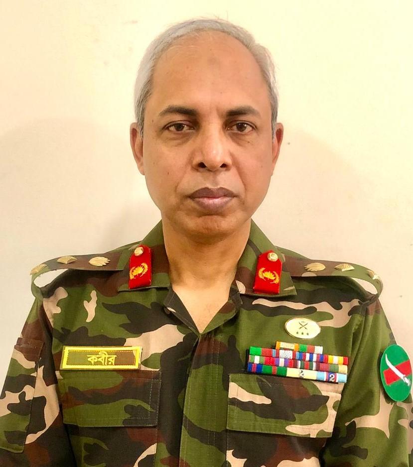 Colonel Muhammad Kabir Hossain