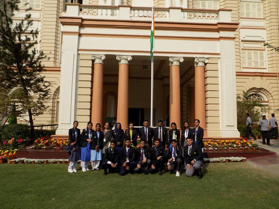 Education Exchange Program Visit to India