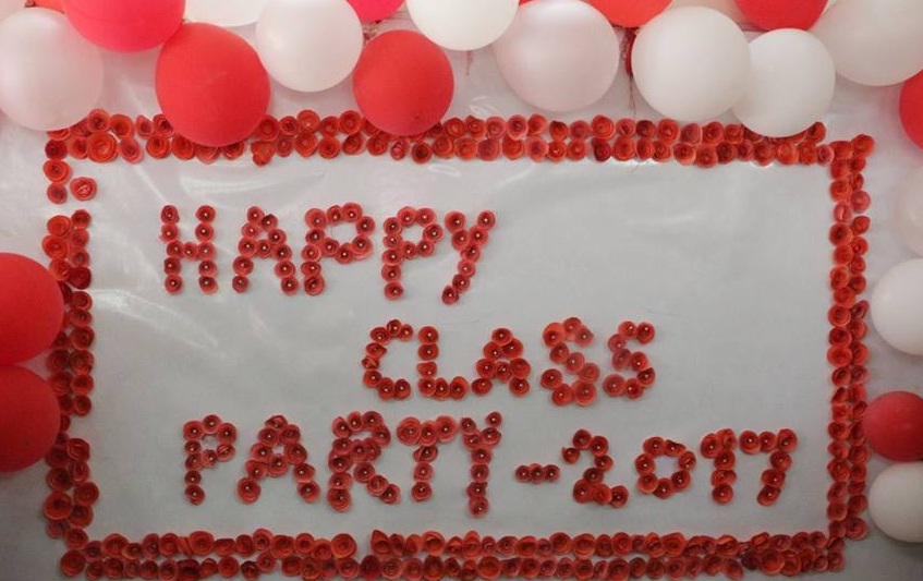 Class Party - 2017