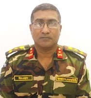 Brig Gen Shaikh Muhammad Rizwan Ali, ndc, psc, te