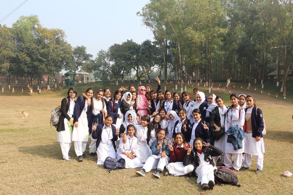 Study Tour to Anondo Park Gazipur