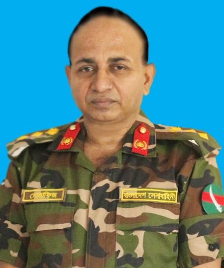 Colonel Md Mustafizur Rahman