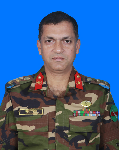 Colonel Md Yeasir Jahan Hossain