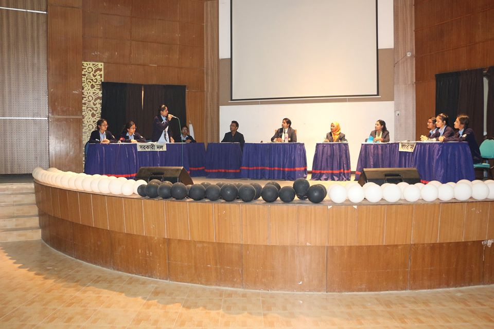 Debate on Anti Corruption